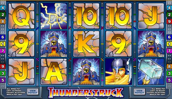 Thunderstruck ipad slots guide