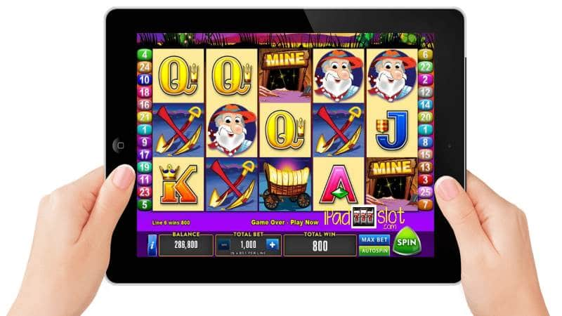 Wheres the Gold Free iPad Slot Play Review