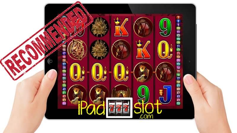 Free 50 Dragons iPad & iPhone Pokies Game