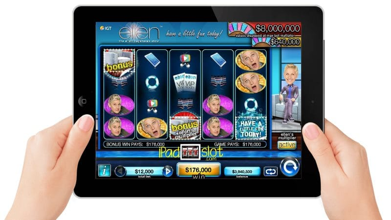 Ellen DeGeneres Show Have a Little Fun Today Free Online Slot Game