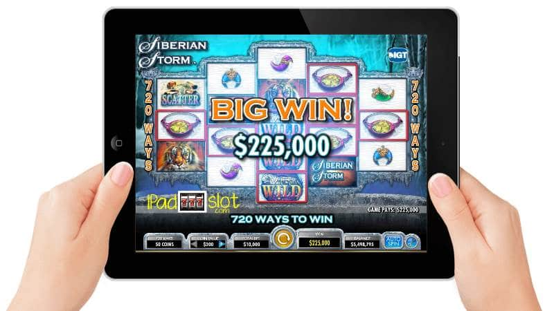 Siberian Storm by IGT Slots Game Guide