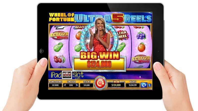 IGT Wheel Of Fortune Ultra 5 Reels Free Slots