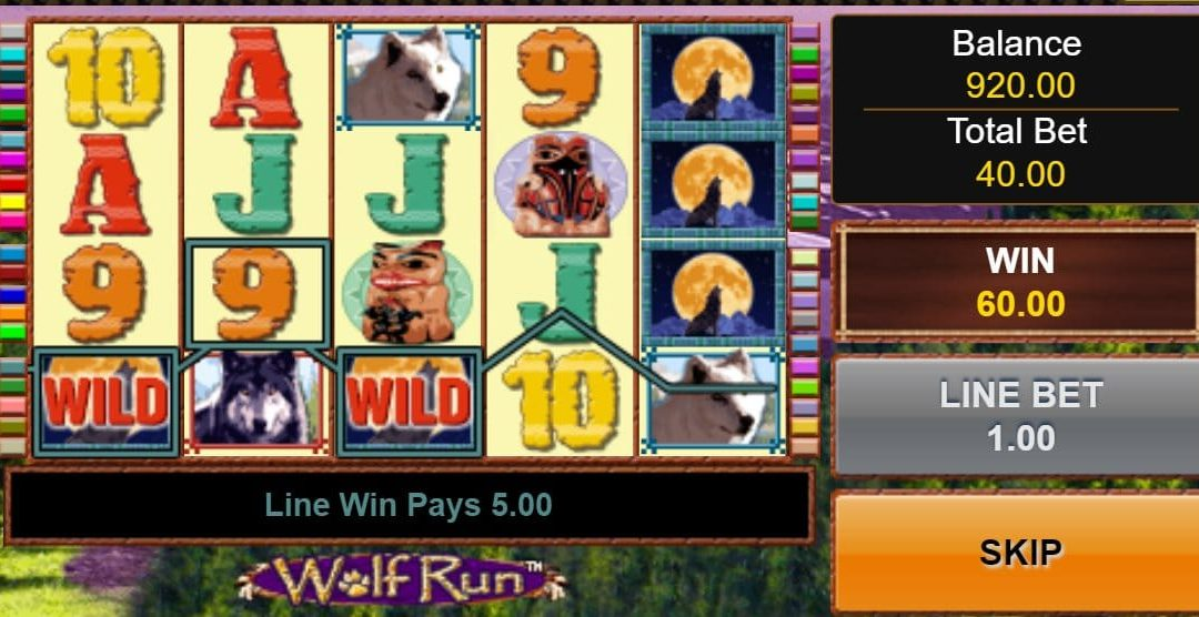 Wolf Run Slots Game By IGT Free Play Guide