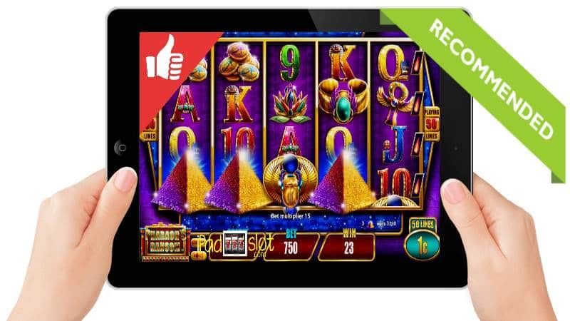 Pharaoh's Ransom Slots Free Play Guide