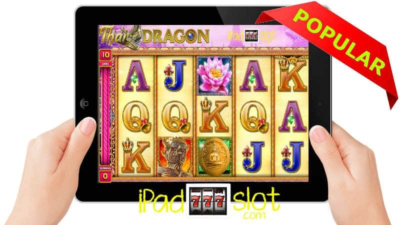 Thai Dragon Free Slots by GameArt Guide