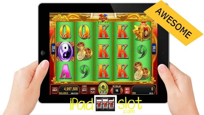 Dragon's Law Free Slots App by Komani Guide