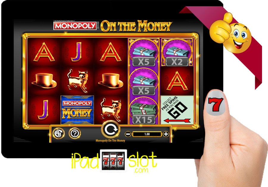 MONOPOLY Money in Hand Free Slot Guide