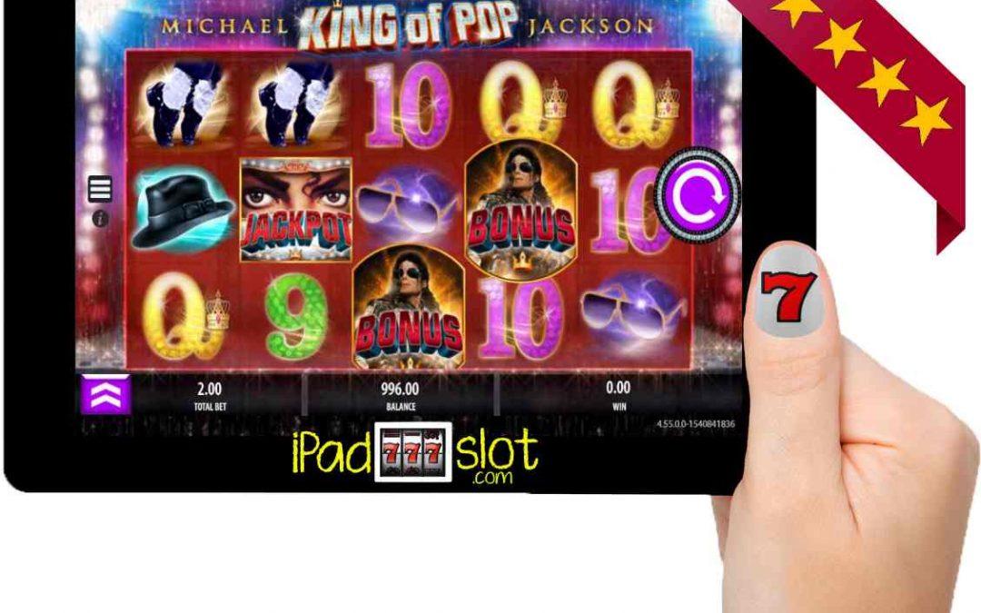 Michael Jackson King of Pop Bally Free Slot Game App