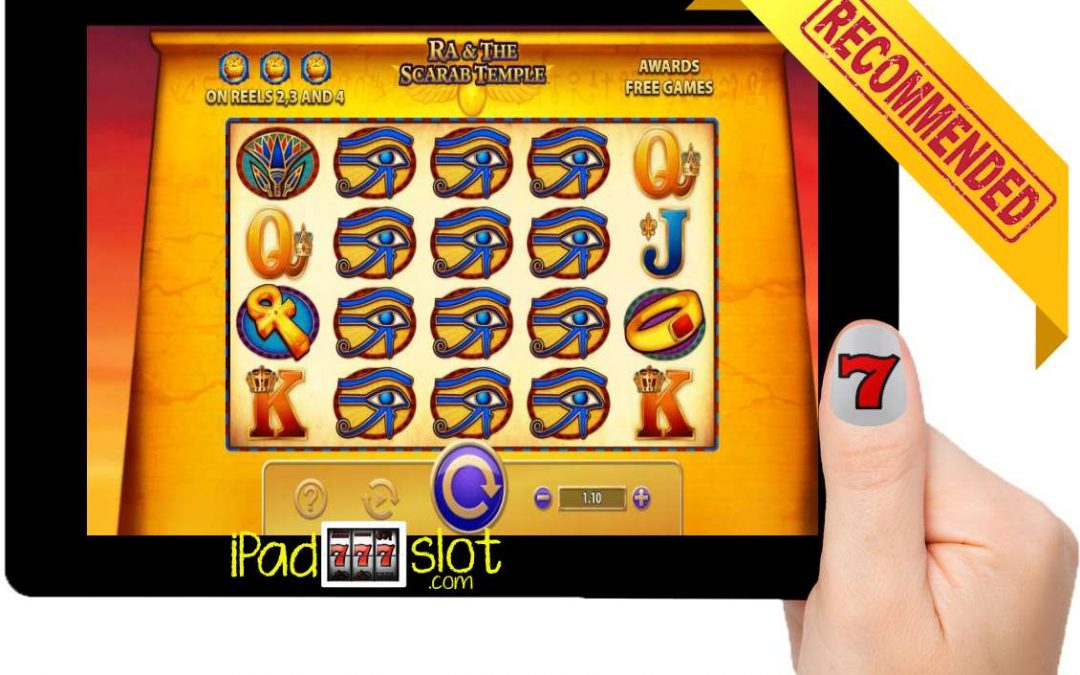 Bally Ra & the Scarab Temple Free Slot Guide