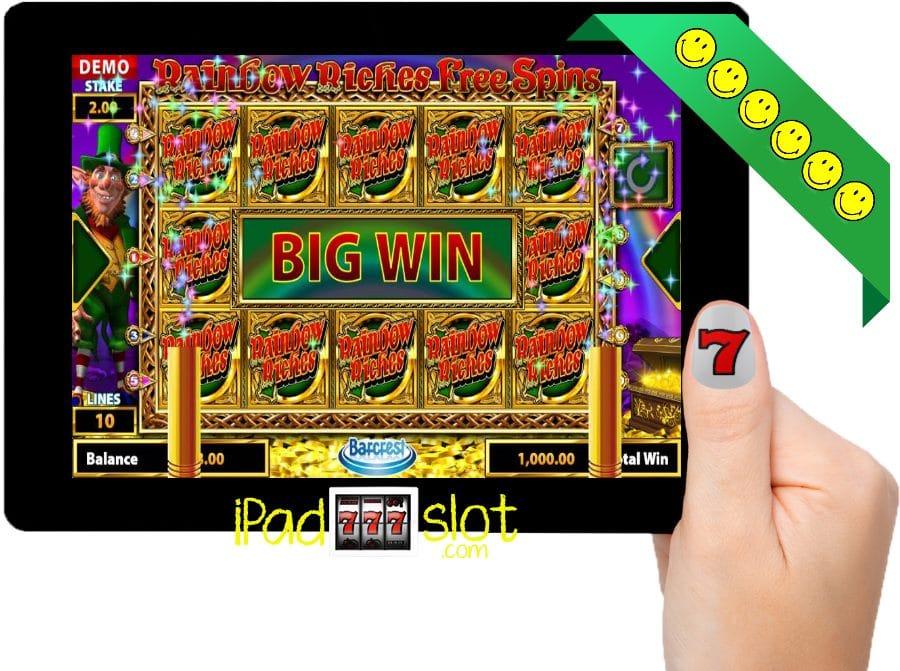 Rainbow Riches Free Spins Barcrest App