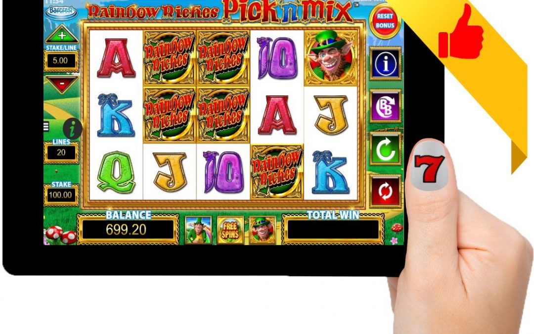 Rainbow Riches Barcrest Pick'n'Mix Free Game Guide