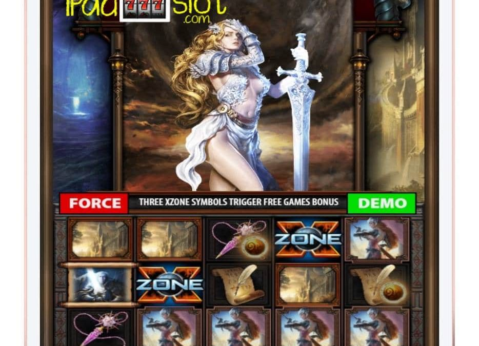 Sword of Destiny Bally Free Slot Game