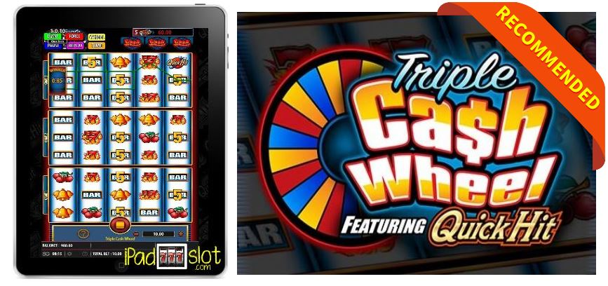Triple Cash Wheel Bally Android Free Slots App Guide