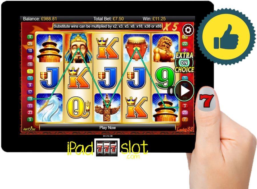 Lucky 88 Aristocrat Free Slots App