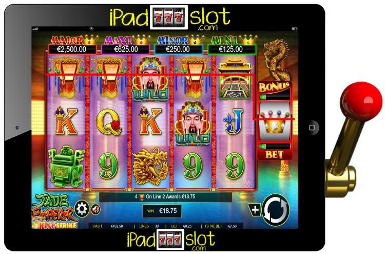 Ainsworth Jade Emperor King Strike Free App Guide
