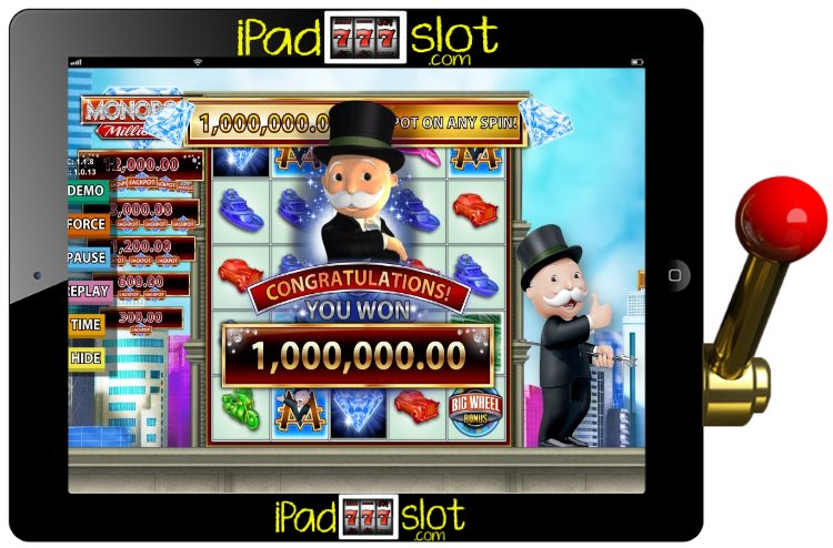 Monopoly Millionaire Bally Free Slot Game App Guide
