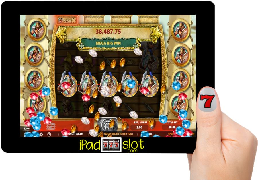 Spartacus Call to Arms Williams Slot Free App