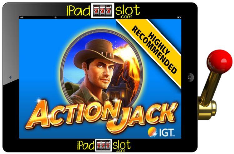 Action Jack Free IGT Slot Game Guide