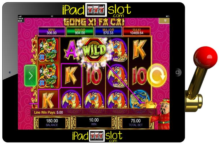 10 Top Asian Inspired Free or Real iPad, Android & iPhone Slot Apps