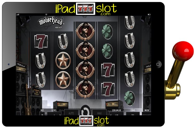 Motorhead NETENT Free Slots App Guide