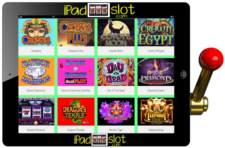 Best Slot Machine Game Software for Your iPad or iPhone