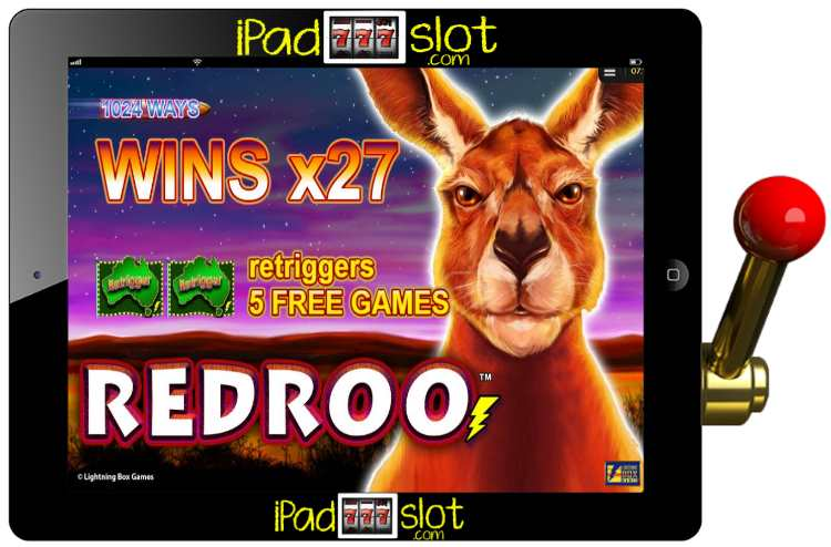 Redroo Lightning Box Games IOS & Android Free Slot