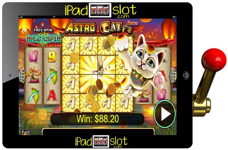 Astro Cat Lightning Box Pokies Free Play Guide