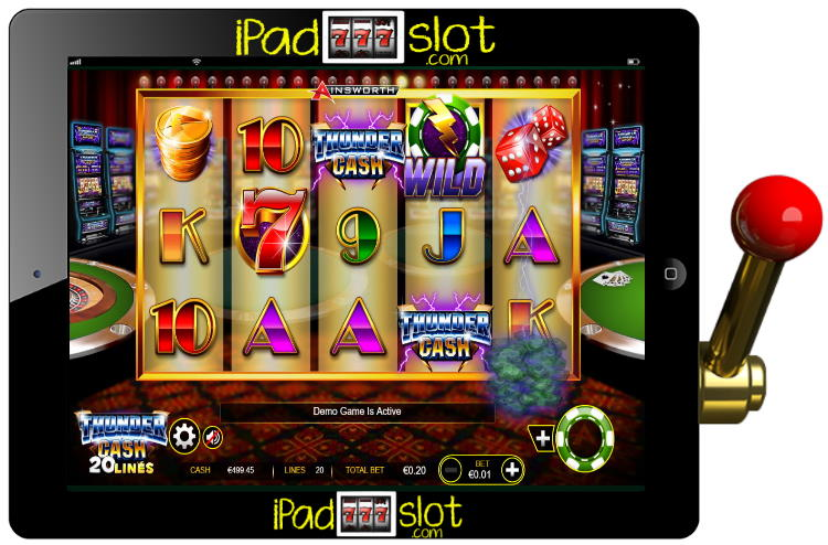 Thunder Cash Ainsworth Free Slot Review