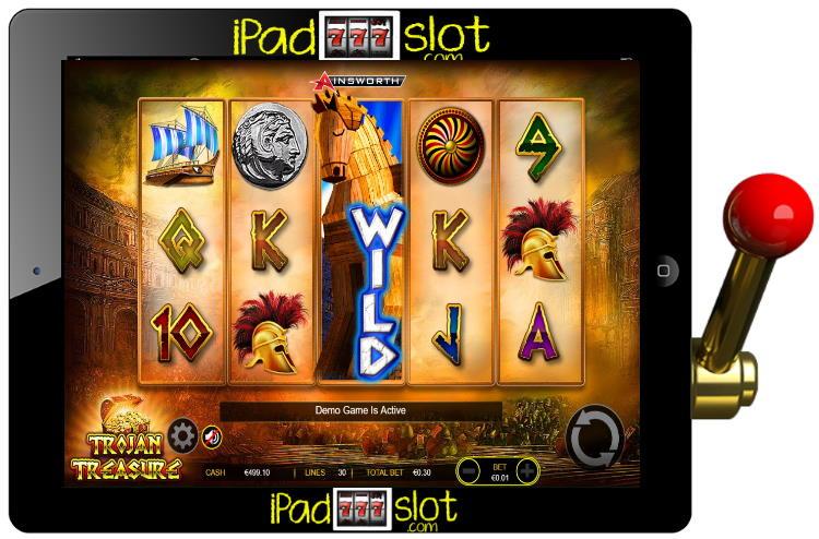 Trojan Treasure Free Ainsworth Slot Review