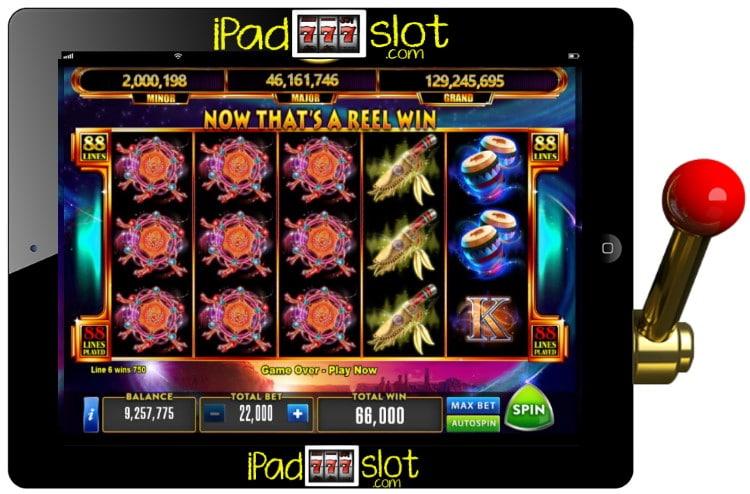 Aristocrat Twilight Spirit Jackpot Streak Free Slots Game