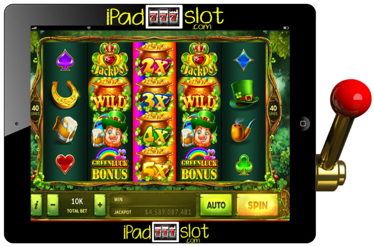 Greenluck Free Slot Game & Guide