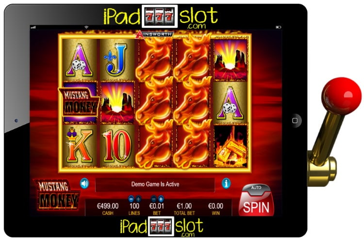 Mustang Money Free Ainsworth Slot Game & Guide