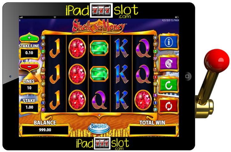Sheik Yer Money Free Slot Game & Guide