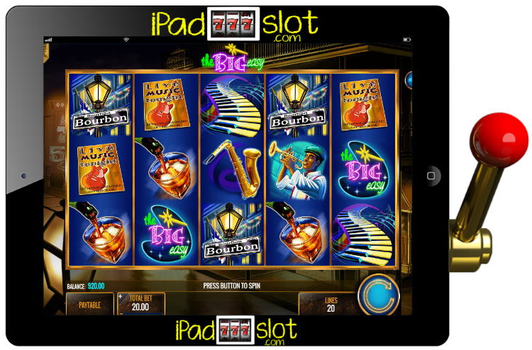 The Big Easy IGT Slot Game & Guide