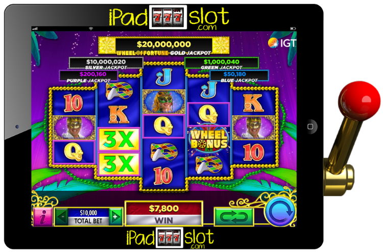 Wheel of Fortune New Orleans Free Slot Game & Guide