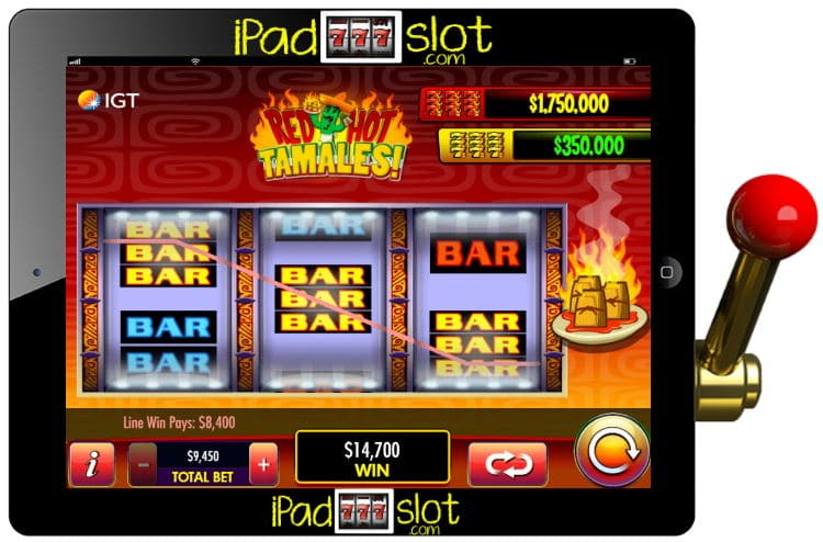 Red Hot Tamales IGT Slot Free Play Guide