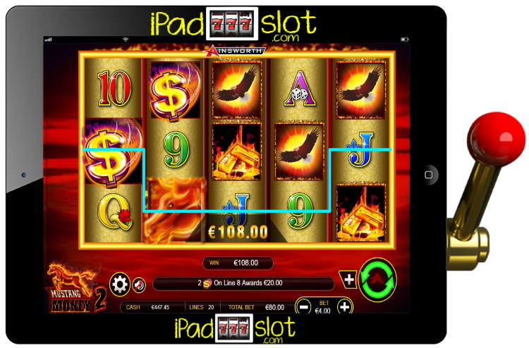 Mustang Money 2 Ainsworth Free Slot Game & Guide