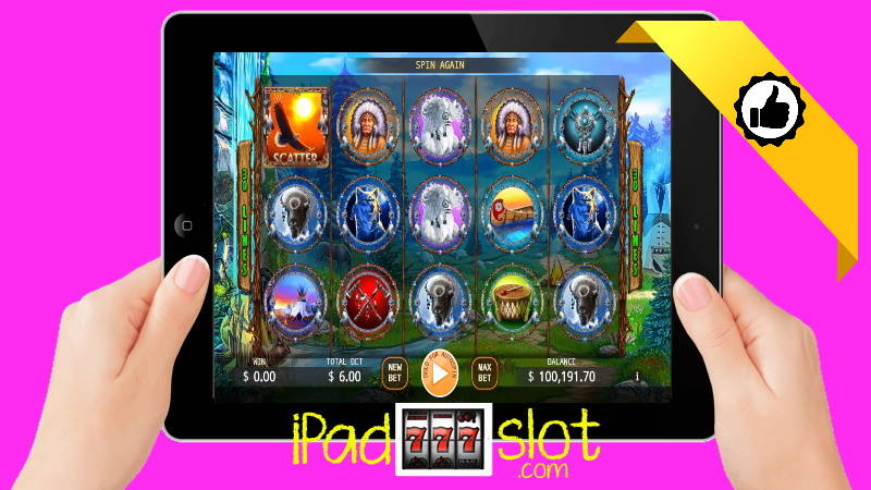 Dream Catcher Indian Dreaming Pokies Styled Free Slot Game