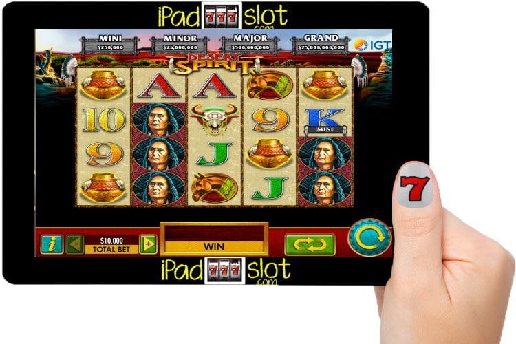 Desert Spirit IGT Free Slot Game Guide