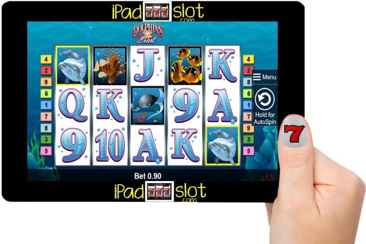 Dolphin's Pearl Novomatic Free Slot Guide