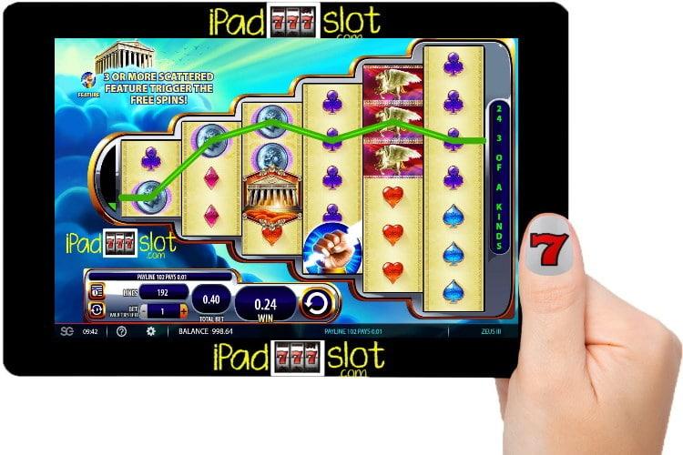 Zeus III Free WMS Slot Game Guide