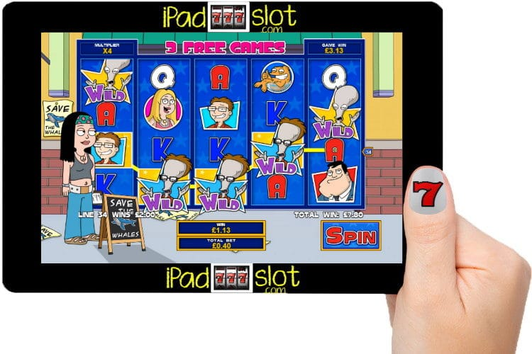American Dad! Free Online Slot Game Guide