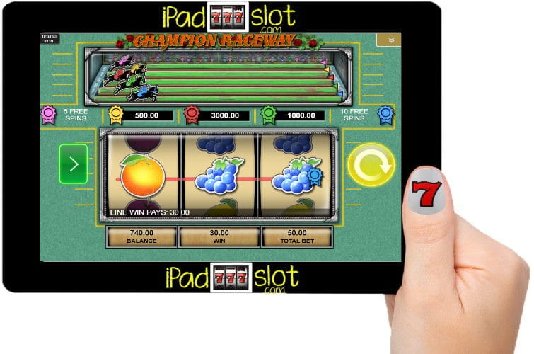 Champion Raceway Free IGT Slot Game Guide