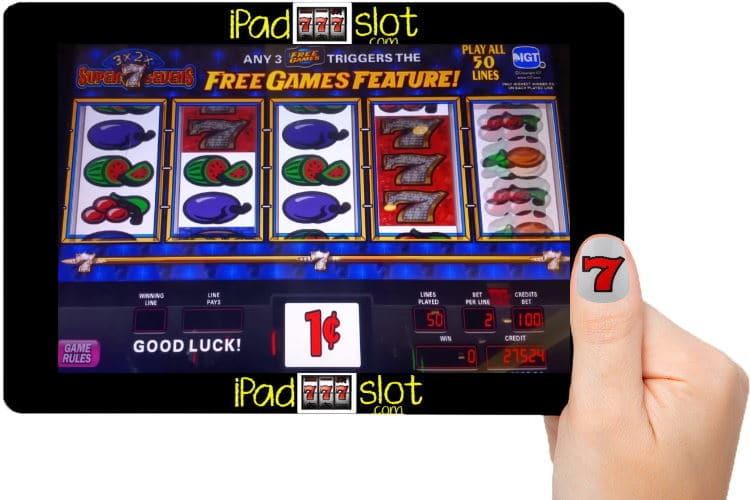 Super Sevens IGT Free Slot Game Guide