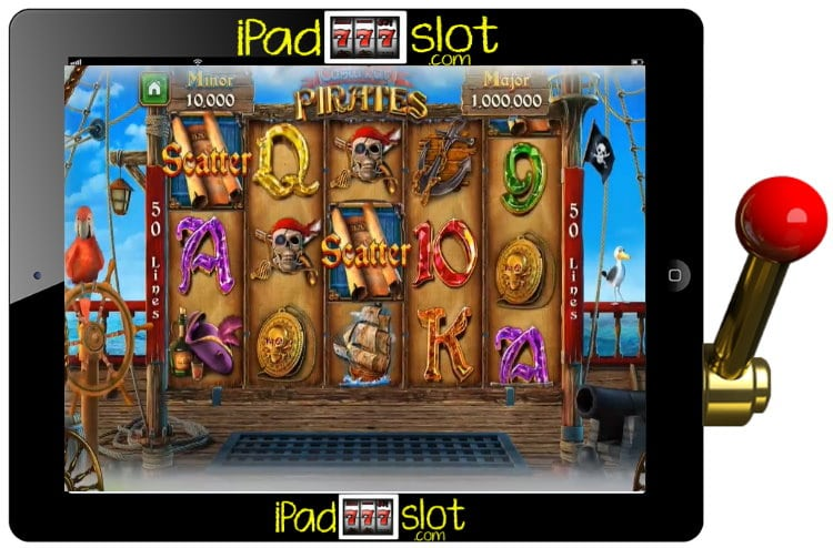 Castaway Pirates Free Ainsworth Slot Game Guide