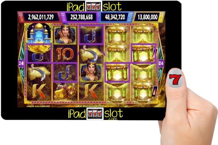 Arabian Treasures Free Aristocrat Slot Game Guide