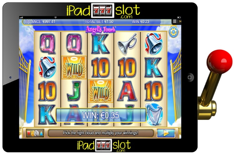 Lightning Box Angel's Touch Free Slot Guide