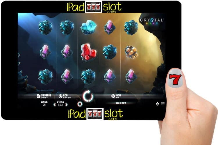 Crystal Rift Microgaming Free Slot Game Guide