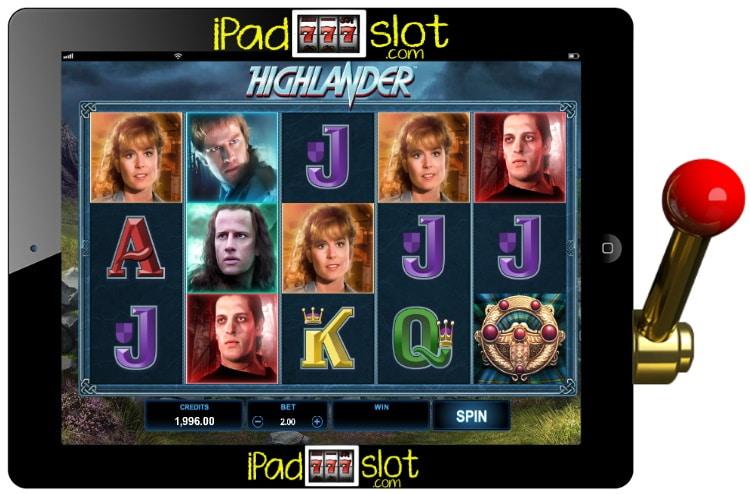 Microgaming Highlander Free Slot Guide