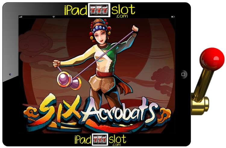 Six Acrobats Microgaming Free Slot Guide